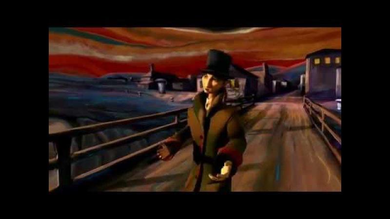 Крик Мунка в клипе The Graet Gig In The Sky (Pink Floyd) _ Sebastian Cosor.mp4
