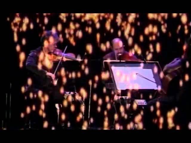 Kronos Quartet - Sun Rings (Terry Riley)