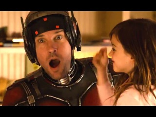 ANT-MAN Gag Reel Bloopers #2 (2015) Marvel Movie HD