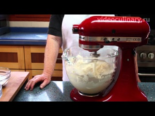 Песочное тесто со сметаной - Рецепт Бабушки Эммы