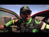 Toyota factory driver Yazeed AlRajhi in Rallye du Maroc 2015 - Summary