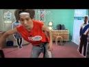 150531 SHINee Key @ My Little Television - AOA Like a Cat SHINee Woof Woof
