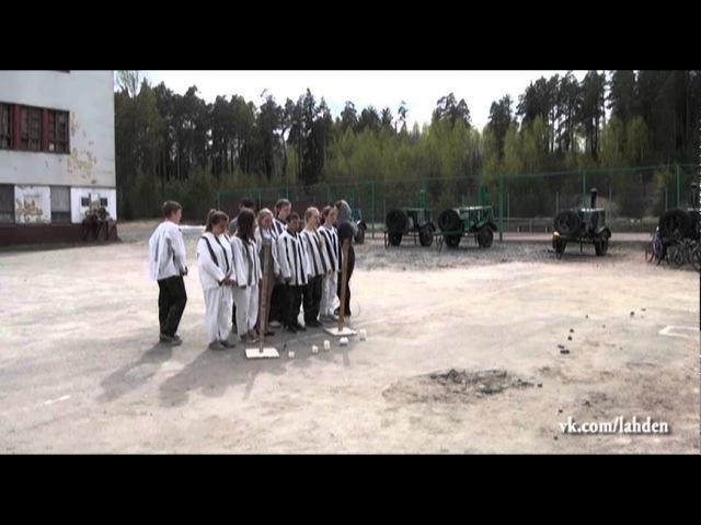 Спортивно-патриотическая игра Победа. ЭЛИСЕНВААРА
