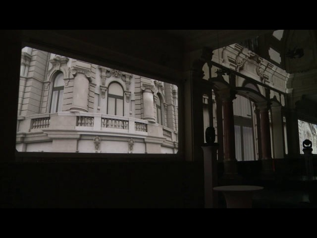 Eiffel Palace - 3D projection mapping