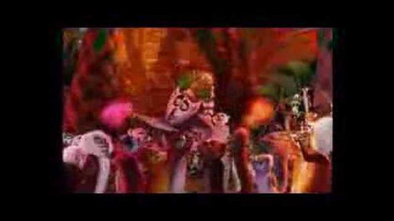 Madagascar - I like my grindcore (I like to move it cover)