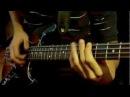 Slap Rock Bass solo