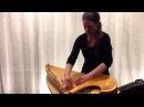 Кантела Финляндия древний струнный инструмент