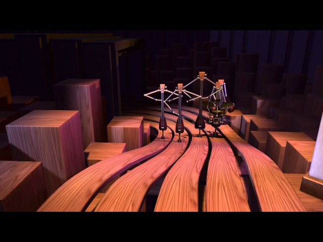 Animusic HD- Pogo Sticks (1080p)