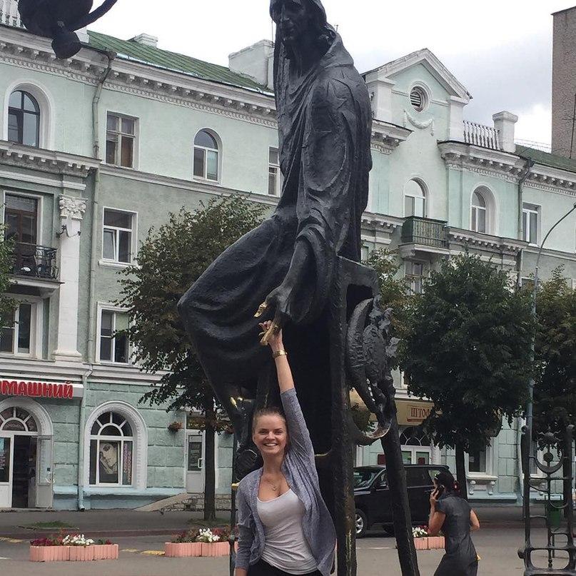 Ника Романовская   Москва