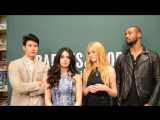 Exclusive interview with the cast of Shadowhunters