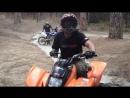 TEST DRIVE KAWASAKI KFX 400 ATV