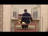Тимур Халиуллин Токката для педалей соло _ Timur Khaliullin Toccata for pedal solo