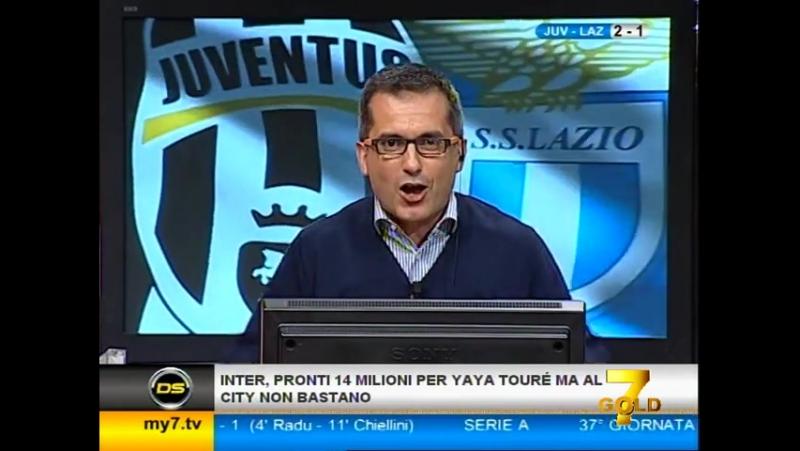 Diretta Stadio 7Gold JUVENTUS LAZIO 2-1 Finale Coppa Italia 2015