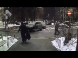 Обнародовано полное видео задержания няни в хиджабе с отрезанной головой ребенка