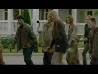 Ходячие мертвецы - 6 сезон 8 серия Промо Start to Finish (HD) Mid-Season Finale