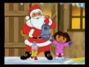 Dora et le Père noel chante Joyeux Noel.mp4.mp4