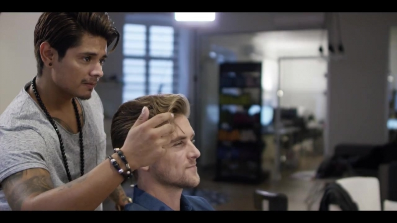 Slikhaar. 9 different hairstyles in 1 haircut ★ Mens hairstyling inspiration