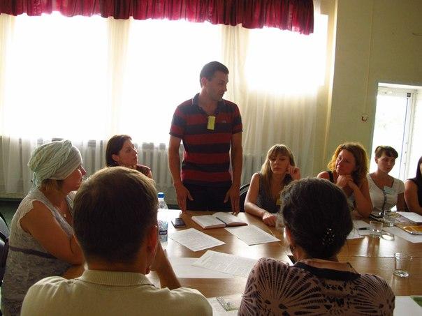Круглий стіл «Стан та перспективи розвитку громадянського суспільства в Харківському районі»