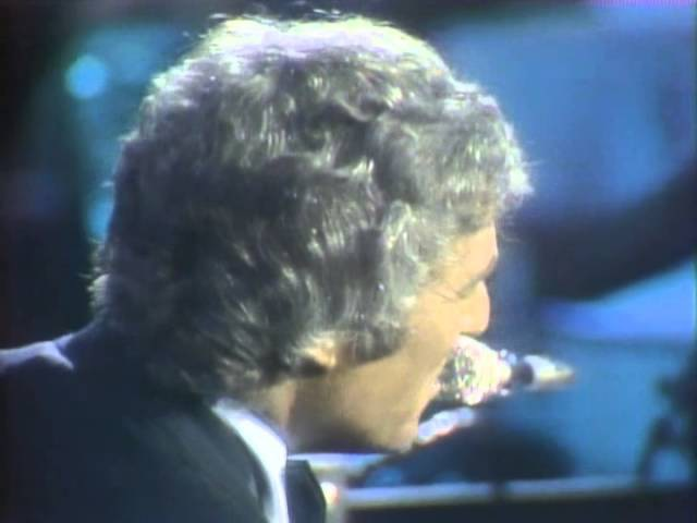 Burt Bacharach Raindrops Keep Falling On My Head 1977