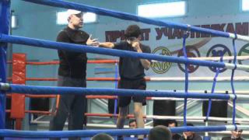 Бокс с Костей Цзю - Мастер-класс целиком (мастер-класс)