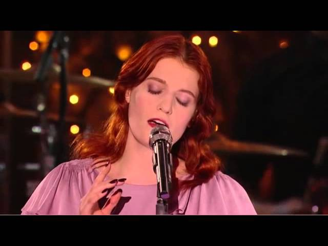 MTV Unplugged - Florence The Machine - Dog Days Are Over