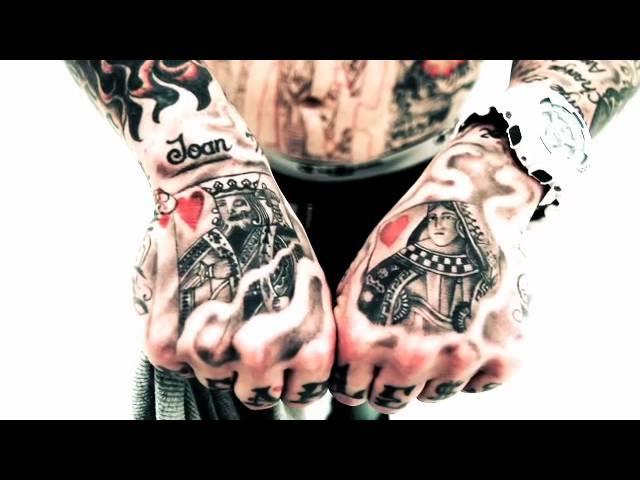 Driicky Graham Snapbacks Tattoos