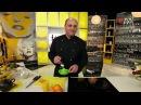 Салат из авокадо и апельсина