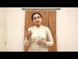 BASICS OF KATHAK BY JALSA CHANDRA DAS PART 1