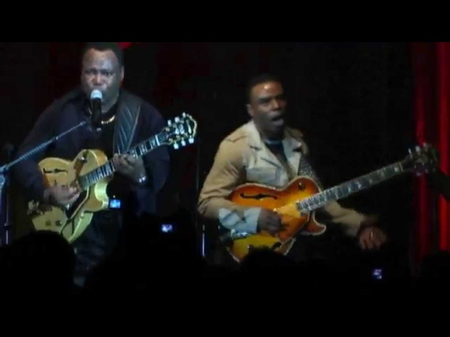 AQUI Y AJAZZ, GEORGE BENSON Feat. Norman Brown, Gerald Albright Bobby Lyle.