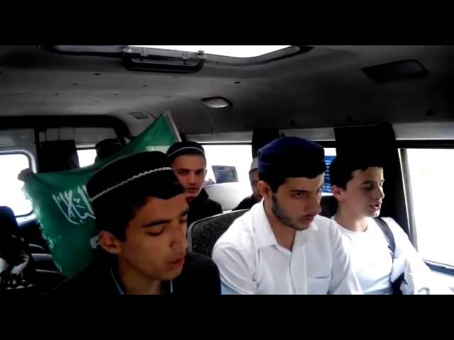 AVAR TV SiBiR ЦIоралъул Диналъул Вацал Аварал МагIарулал после зиярата в пути