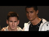 Cristiano Ronaldo and Lionel Messi ● Great Friends ● 2015 HD