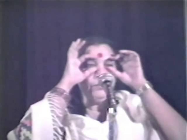 Лекция Шри Матаджи о Сахасраре Чакре. 03.04.1981