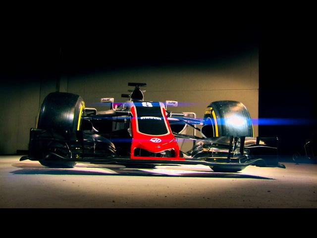 Haas F1 Team Introduces the VF-16