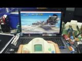 HOW TO USE MAY FLASH SEGA DREAMCAST CONTROLLER ADAPTER TO PC USB