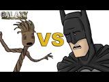 I am Groot vs I'm Batman Remix