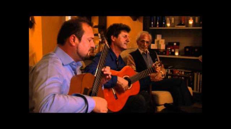 Gipsy del Mundo - Trio Bik Regis : Ne t'en va pas