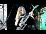 Behemoth - At The Left Hand Ov God (live @ Summerbreeze 2008)