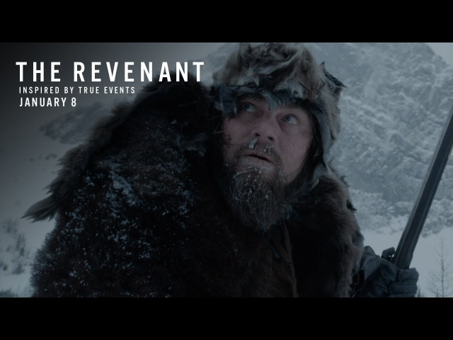 The Revenant   See TV Commercial [HD]   20th Century FOX