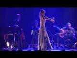 RENE AUBRY-CAROLYN CARLSON BLUE LADY au BATACLAN