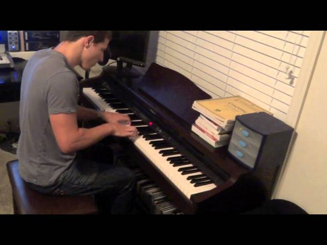 Alex Clare - Too Close (Evan Duffy Piano Cover)