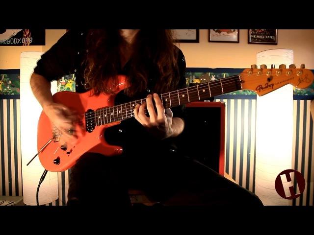 НАДЕЛ! - Выпуск №033 - Warmoth Alder Stratocaster. DI Active vs. Passive.
