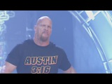 WWF Raw Is War 07.16.2001 - Stone Cold returns and help Team WWF from Team Alliance (HD)