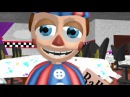 FNAF Balloon Boy And Balloon Girl 2 - Animation