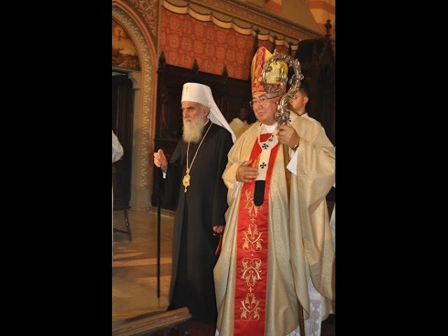 Патријарх Иринеј пао у јерес - молитва са латинима