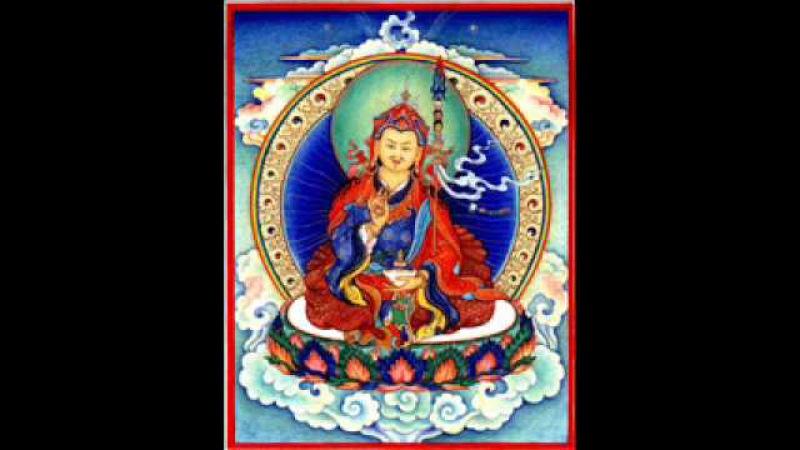 Кхенпо Пема Чопел Ринпоче - Мантра Гуру Ринпоче Khenpo Pema Chopel Rinpoche - The Mantra of Guru Rinpoche