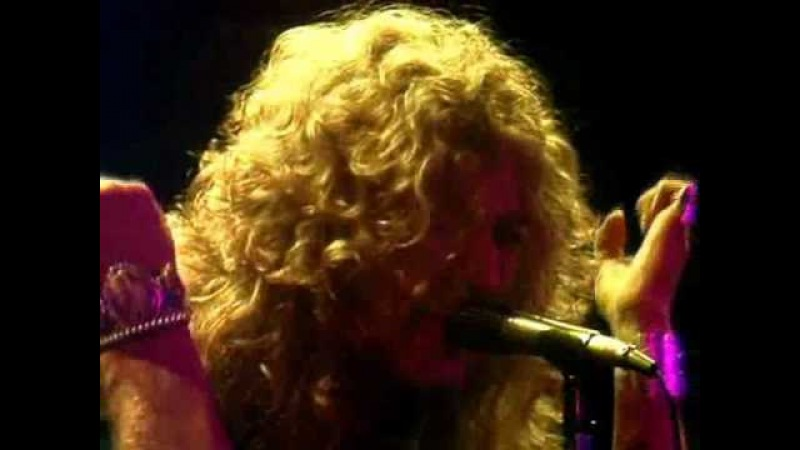 Led Zeppelin Going to California Live w lyrics