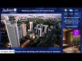 IstanbulFind Hotel TV - Radisson Istanbul Tuzla