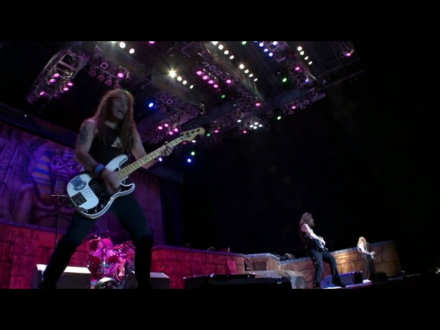 Iron Maiden - Fear Of The Dark (Flight 666) [HD]