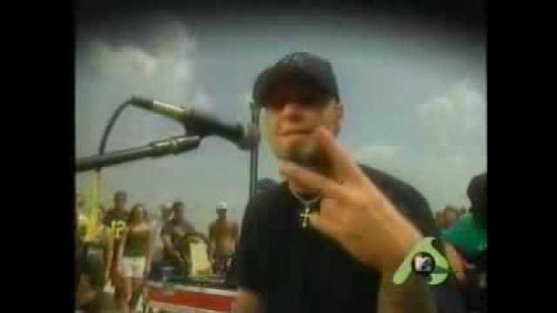 Limp Bizkit Sour Accoustic Live in MTV 1998