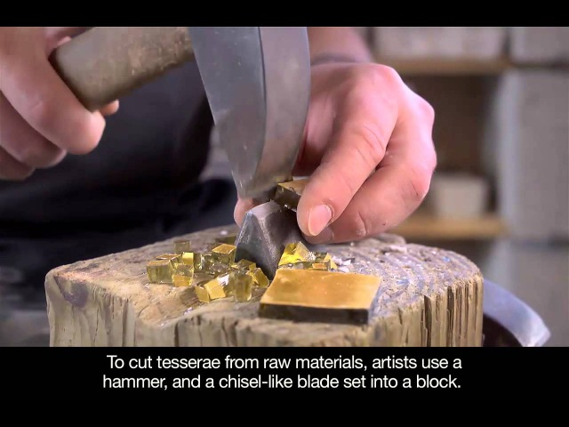 LaunchPad Making Ancient and Byzantine Mosaics
